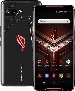 ASUS ROG Phone (ZS600KL) 8GB / 128GB 6.0-inches LTE Dual SIM Factory Unlocked (Black) (International Version)