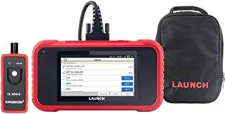 LAUNCH CRP123E (Upgrade version of CRP123 ) OBDII Car OBD2 Scanner Diagnostic Scan Tool Transmission Engine ABS Airbag Code Reader WiFi Accessible Free Update- TPMS EL-50448 As Gift.
