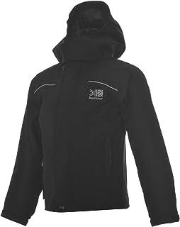 Karrimor Boys Charcoal 3 in 1 Hooded Waterproof Jacket