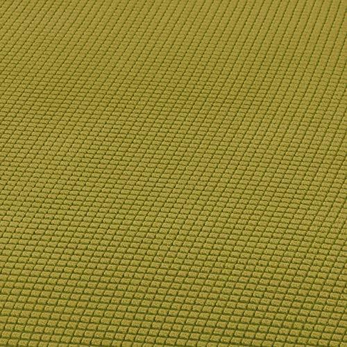 KTUCN Fundas de sofá, Funda de sofá elástica Jacquard para Sala de Estar Funda de sofá Funda seccional Protector de Muebles Funda de sofá elástica, Manzana Verde, 3 Seater 190-230cm