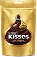 Hershey's Kisses Milk Chocolate, 36g (Pack of 8)