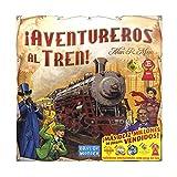 Outletdelocio. Juego de Mesa Aventureros Al Tren. Version...