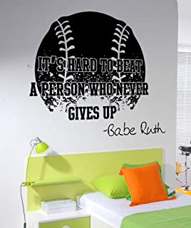 babe ruth quote you can beat