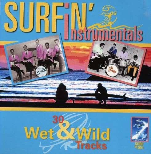 Price comparison product image Surfin Instrumentals: 30 Wet and Wild Tracks