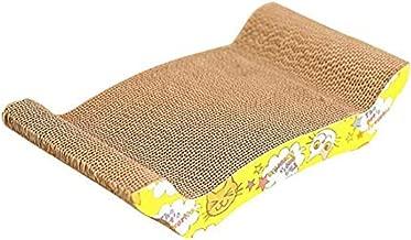 Mumoo Bear Kitten Corrugated Scratch Board Pad