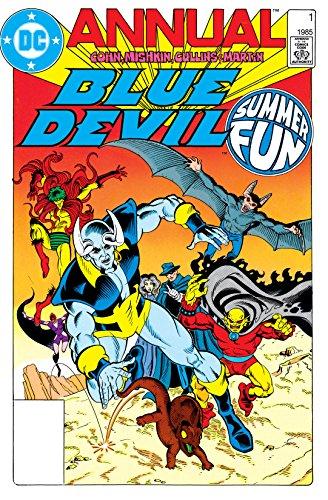 Blue Devil (1984-1986): Annual #1 (English Edition)