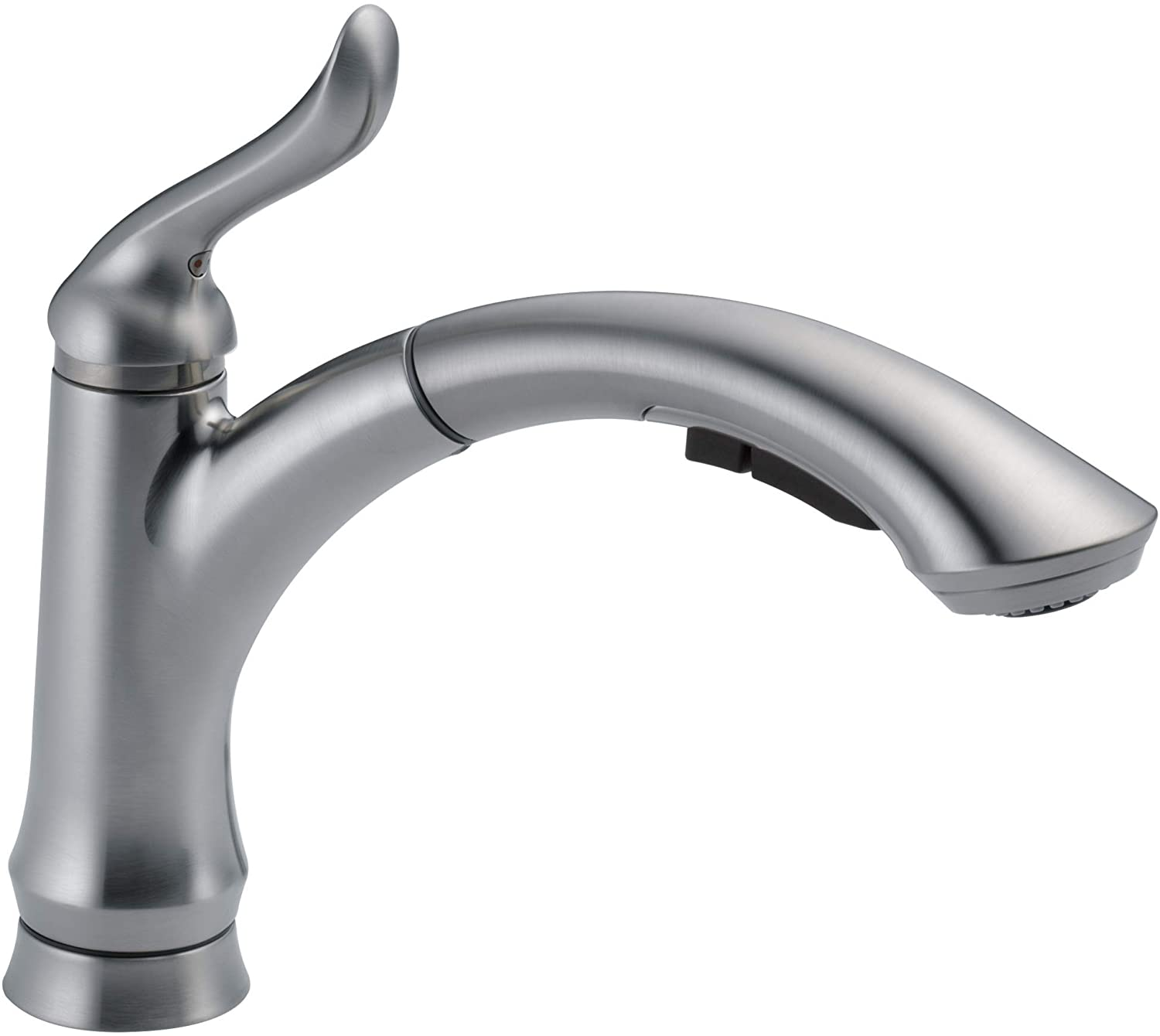 delta 4353 linden single handle pull-out kitchen faucet