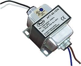 Dwyer AC Power Transformer, APT-100-1DB, 96 VA, 120 VAC Input, Dual Hub, w/Circuit Breaker