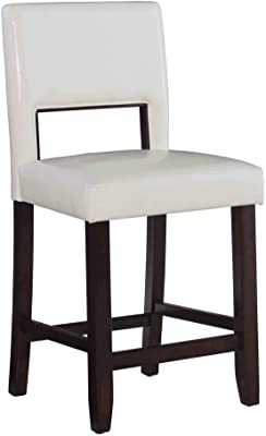 Marvelous Amazon Com Linon Vega Bar Stool 30 Kitchen Dining Unemploymentrelief Wooden Chair Designs For Living Room Unemploymentrelieforg