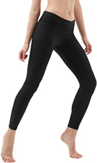 Tesla Yoga Pants High-Waist/Mid-Waist Tummy Control w Pocket FYP Series