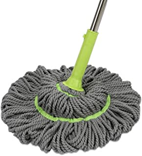 Kylin Express Professional Plus Microfiber Twist Mop Keeps Hands Dry with This Sturdy Mop,#A3