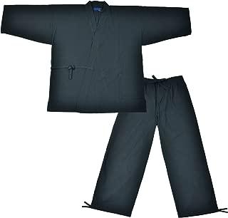 Men's Japan Kimono Cotton100% Samue