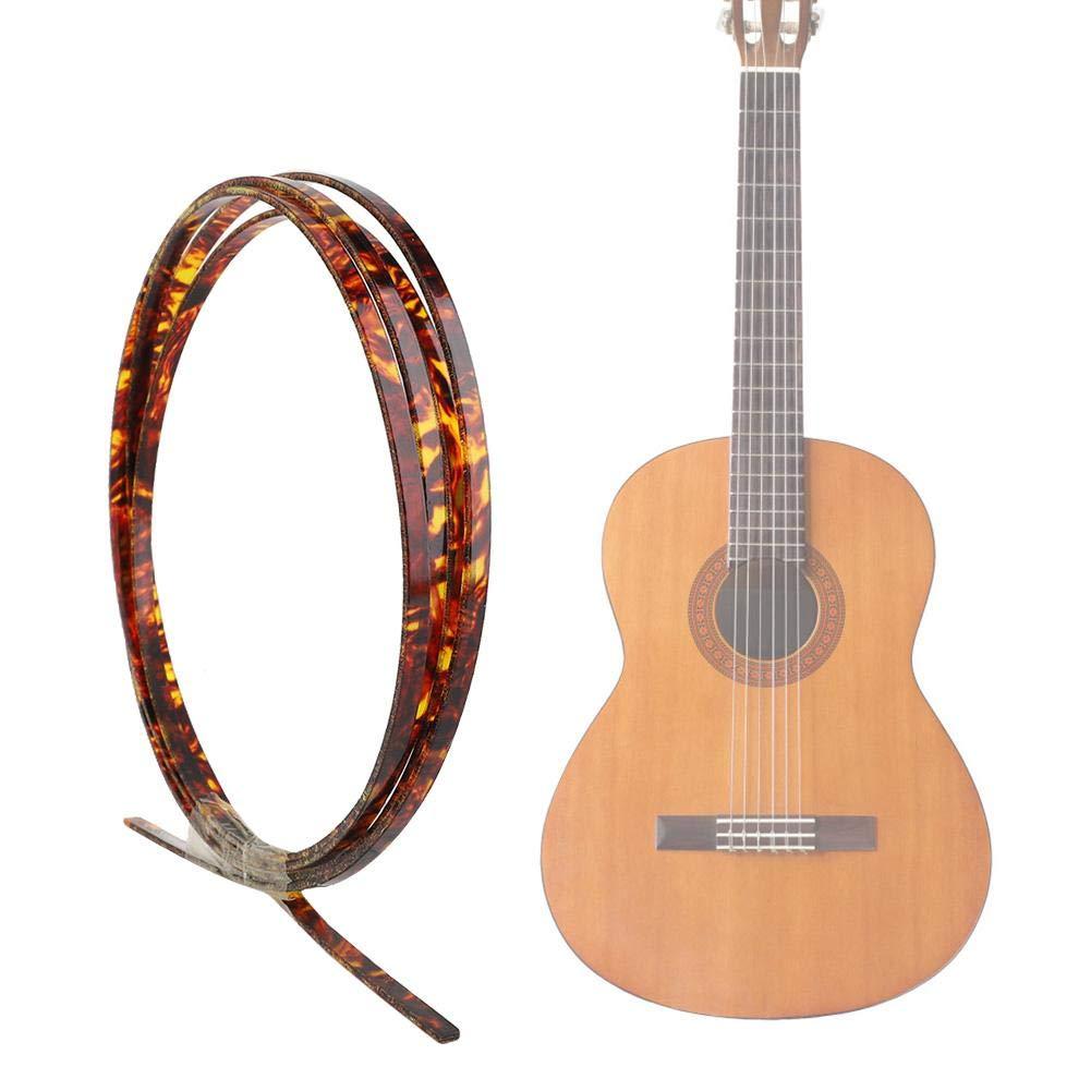 Fafeims Celluloid Strip, GJ01 Thin Guitar Binding Purfling Cintas ...