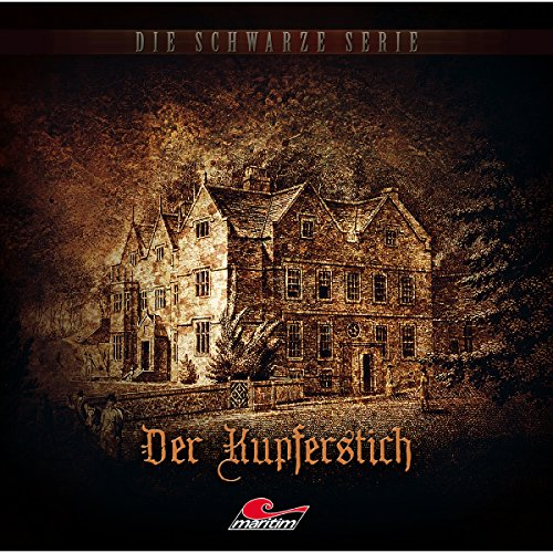 Der Kupferstich audiobook cover art