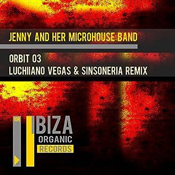 Orbit 03 (Luchiiano Vegas & Sinsoneria Remix)