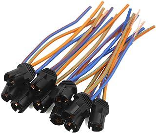 4x Conectores Socket Portal/ámparas para T10 168 194