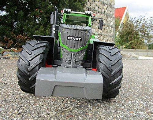 RC Auto kaufen Traktor Bild 6: Jamara RC Traktor Fendt 1050 Vario Maxi Schlepper 4 Batterien 37,5cm Länge 405035-B*