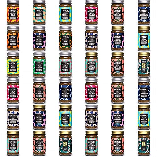 Little?s Instant Flavoured Coffee 3 x 50g ( Choice of 20 Flavours )