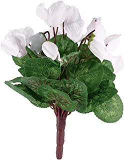 artificial cyclamen flowers