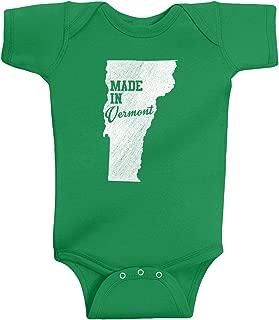 Unisex Baby Made in Vermont Bodysuit