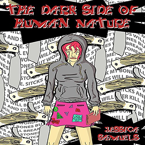 The Darkside of Human Nature audiobook cover art