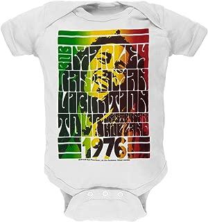 Rasta Vibration 1976 Tour Baby One Piece