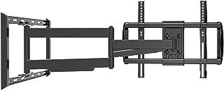 FGDSA Soporte de Montaje en Pared para TV VESA 200 x 200 a 600 x 400 mm Carga máxima 85 kg Acero Laminado en frío áspero G...