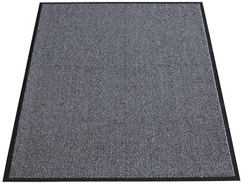 Miltex - Zerbino antisporco, 90 x 150 cm, colore: Antracite