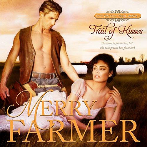 Trail of Kisses audiobook cover art