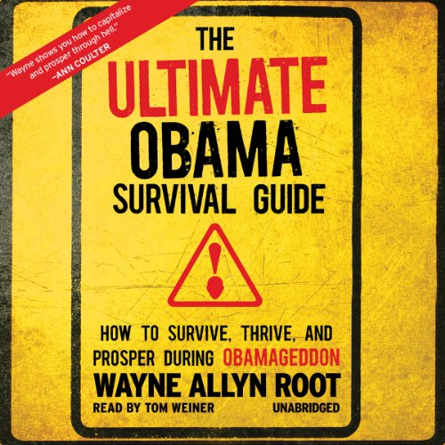 The Ultimate Obama Survival Guide audiobook cover art