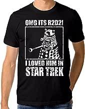 Dalek - R2-D2 T-Shirt, Doctor Who Star Wars Combo Tee