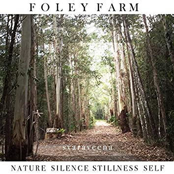 Foley Farm, Nature Silence Stillness Self