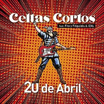 20 de abril (feat. Fito y Fitipaldis & IZAL)