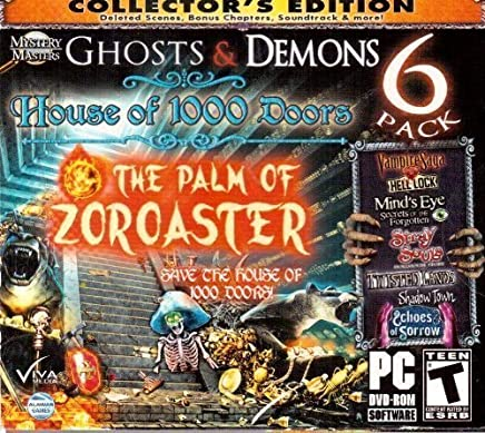 Ghosts & Demons 6 Pack The Palm of Zoroaster