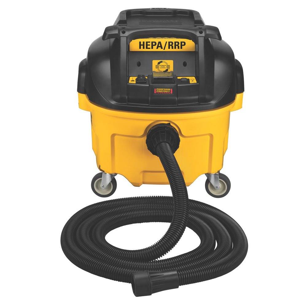 DEWALT DWV010 Extractor Automatic Cleaning