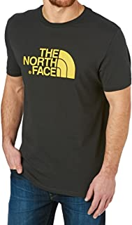 The North Face Men's Easy Short Sleeve North Face Men's Easy Short Sleeve T-Shirt - White/TNF White/TNF White, Small