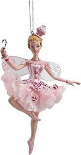 Kurt Adler Sugar Plum Fairy 6-inch Resin Christmas Ornament (6-inch Height)