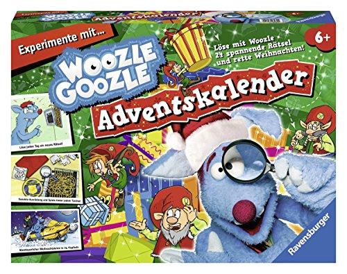 Ravensburger 18989 - Adventskalender Woozle Goozle
