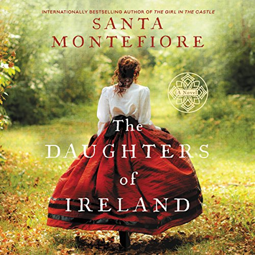The Daughters of Ireland audiobook cover art
