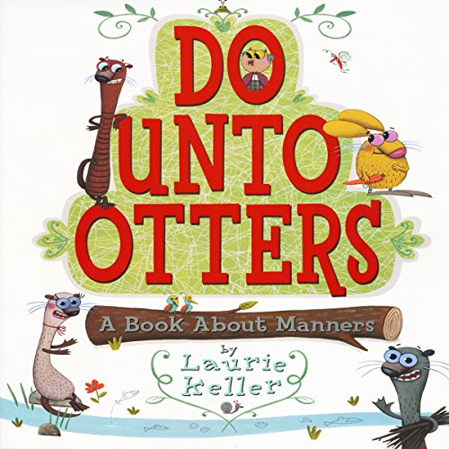 Do Unto Otters (A Book About Manners) audiobook cover art