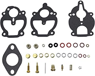 New Carburetor Repair Kit For Zenith Carburetor 61 161 67 68 IH Farmall Wisconsin Allis Replace # K2112 K2111 K2106