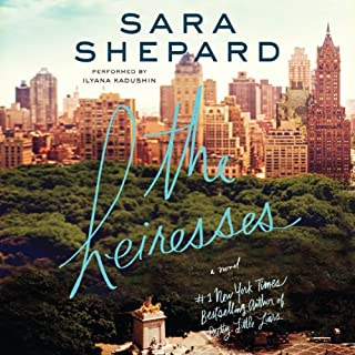 The Heiresses audiobook cover art