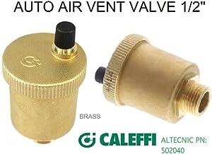 Caleffi 5020 minical - Purgador minical media capacidad laton 1/2