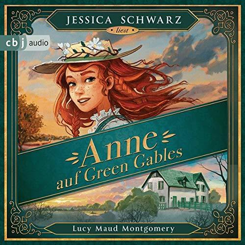 Anne auf Green Gables cover art