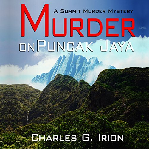 Murder on Puncak Jaya audiobook cover art