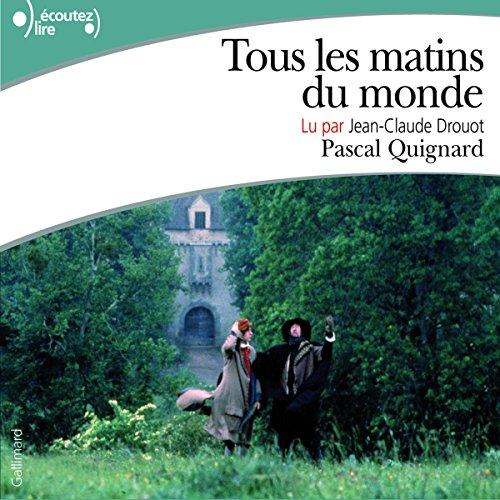 PASCAL QUIGNARD - TOUS LES MATINS DU MONDE  [MP3 320KBPS]