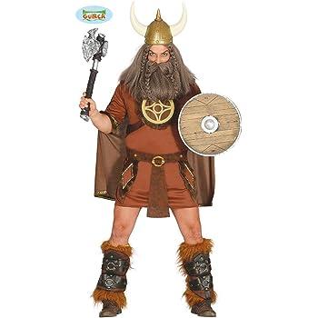 Guirca 84337 - Vikingo Adulto Talla L 52-54: Amazon.es: Juguetes y ...