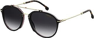 Carrera 171/S WR7 Round Sunglasses Lens Ca, Black/Havana, 55mm
