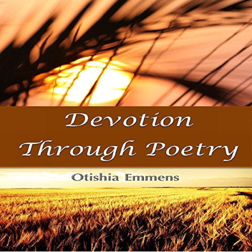 Devotion Through Poetry  By  cover art