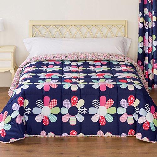 Barceló Hogar 07100100200 Conforter, violeta 90 cm (180 x 270)
